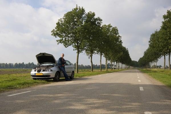 Nieuws pech Autoverzekering