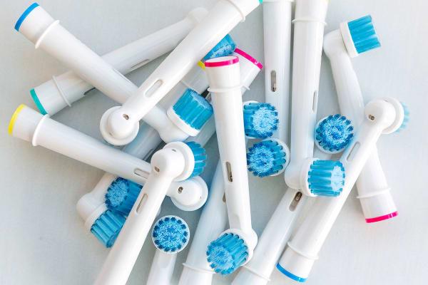 Opzetborstels elektrische tandenborstel