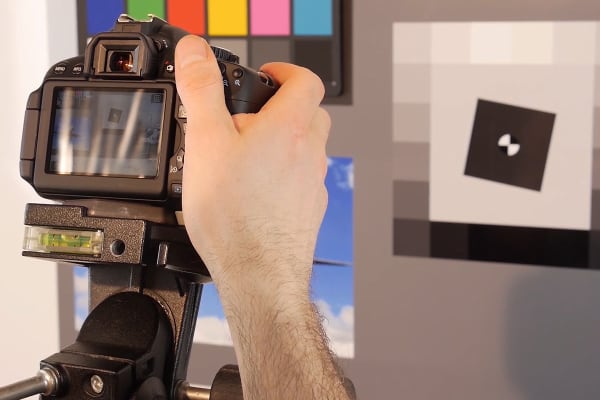Video digitale camera hoe we testen