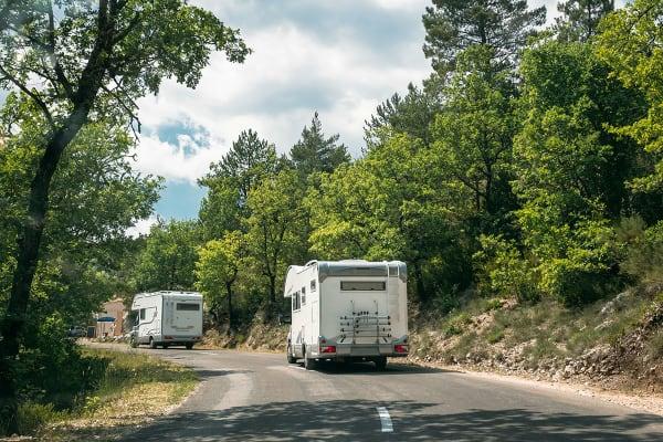 camper-navigatie