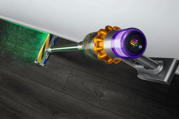 Dyson V15 laser