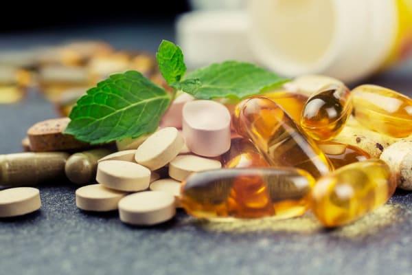 Vitamines en voedingssupplementen