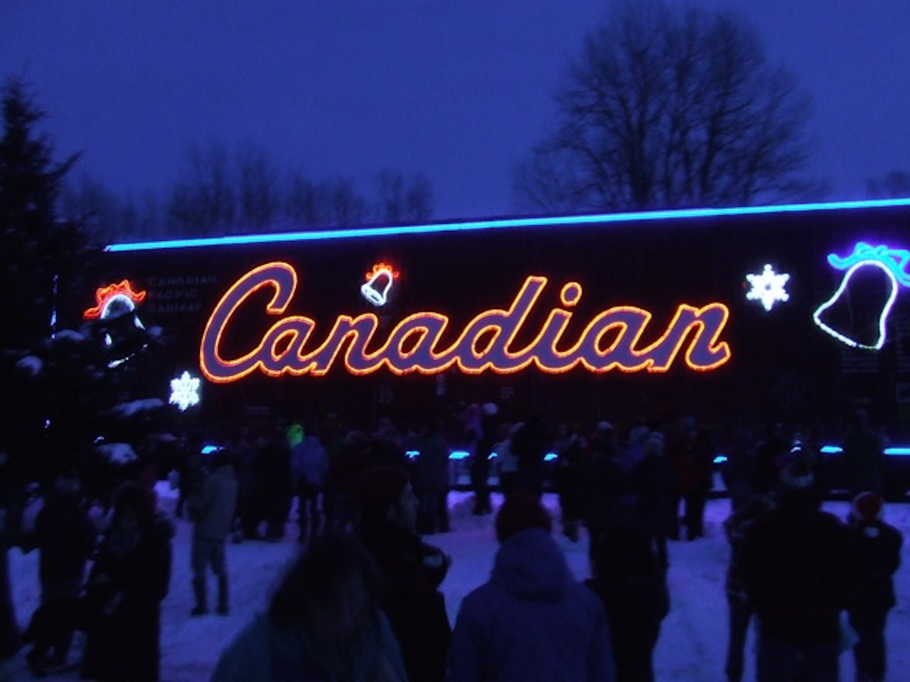 Canadian lights