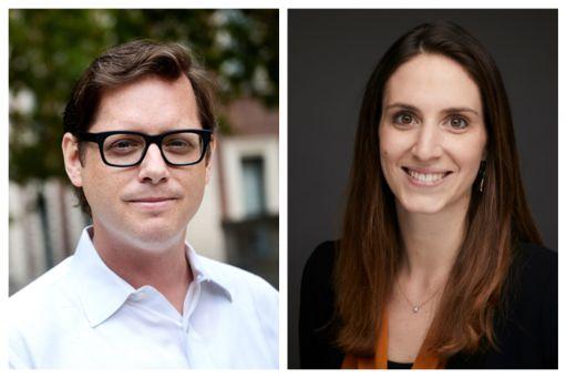 Sandra Matz and Daniel Ames
