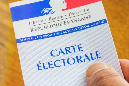 election card France
