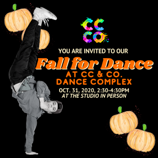 Fall for Dance at CC & Co. Dance Complex