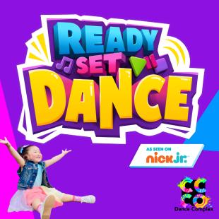 READY SET DANCE as seen on NickJr.