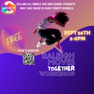 Raleigh Moves Together
