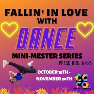 Fallin' In Love with DANCE