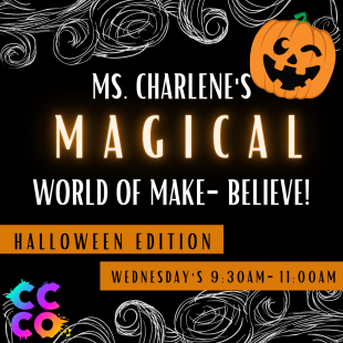 Ms. Charlene's MAGICAL World of Make-Believe