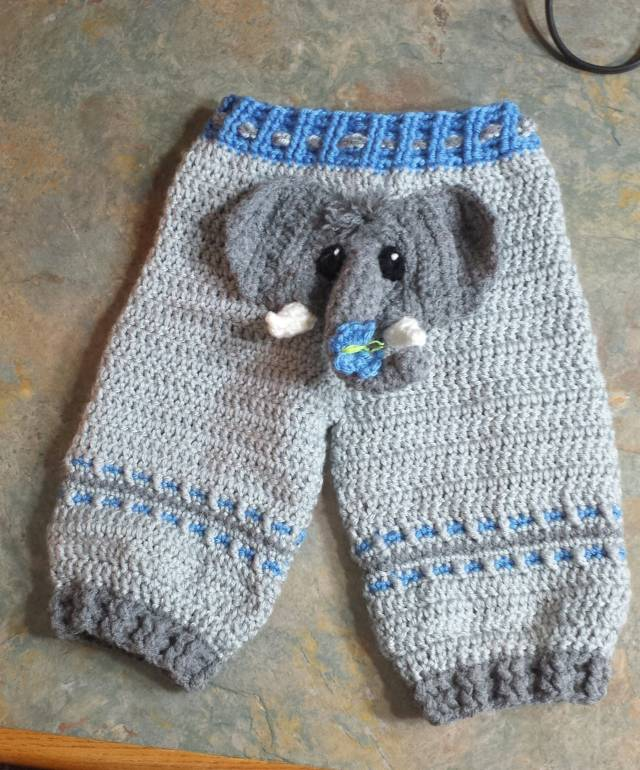 Ellie the Elephant Lovey- Free Pattern - A Purpose and A Stitch | 770x640