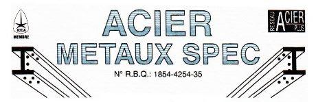 Acier Métaux Spec