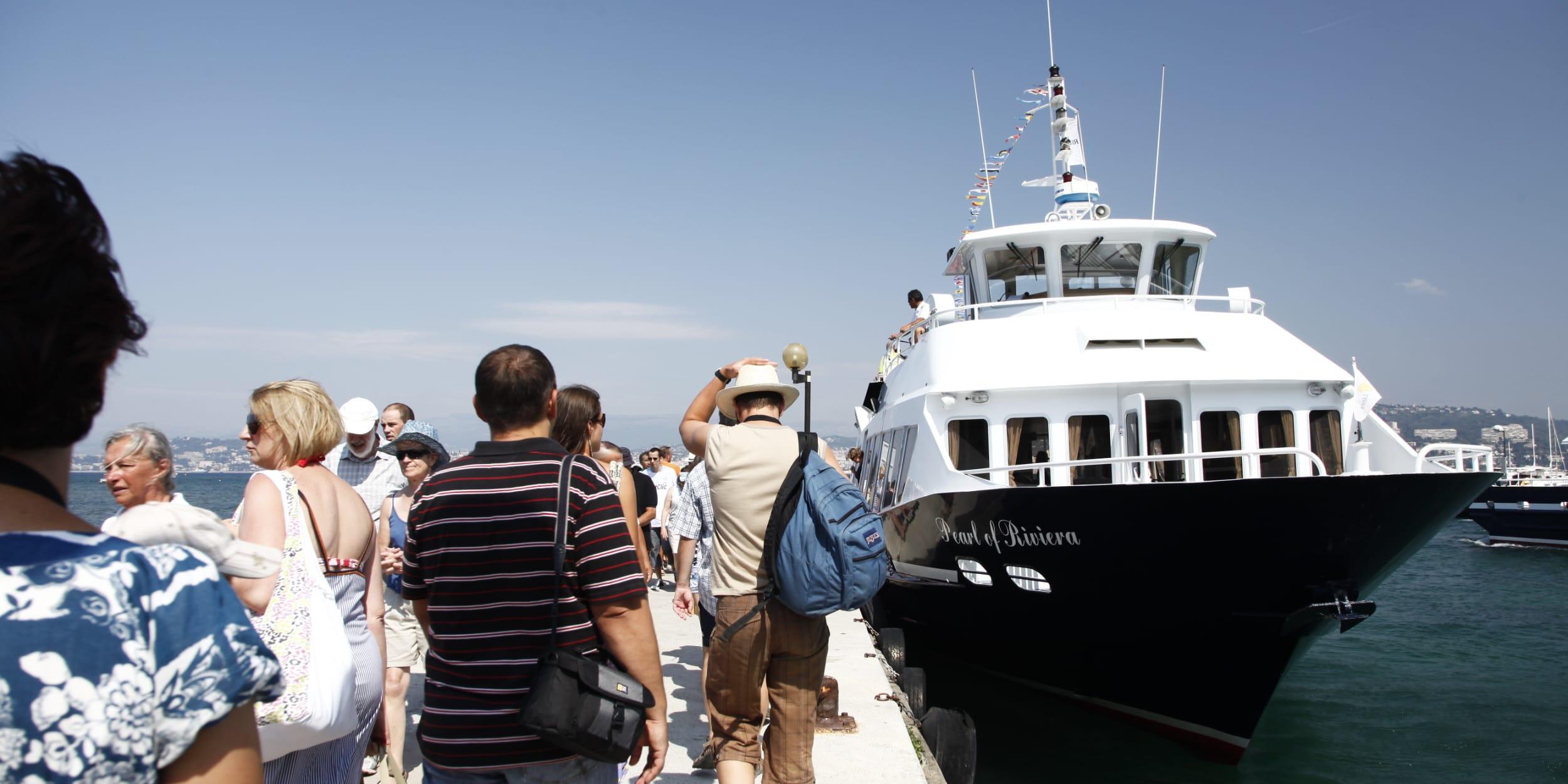 Coastal - Maritime Transport of Passengers