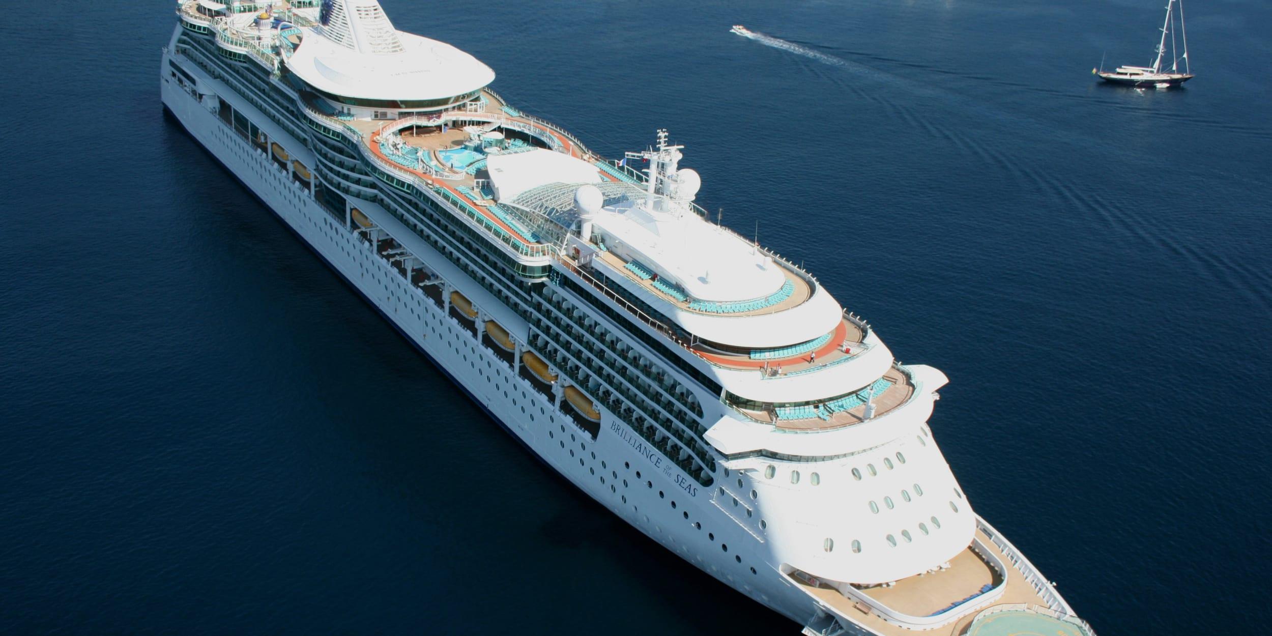 Crociere- Trasporti marittimi di passeggeri