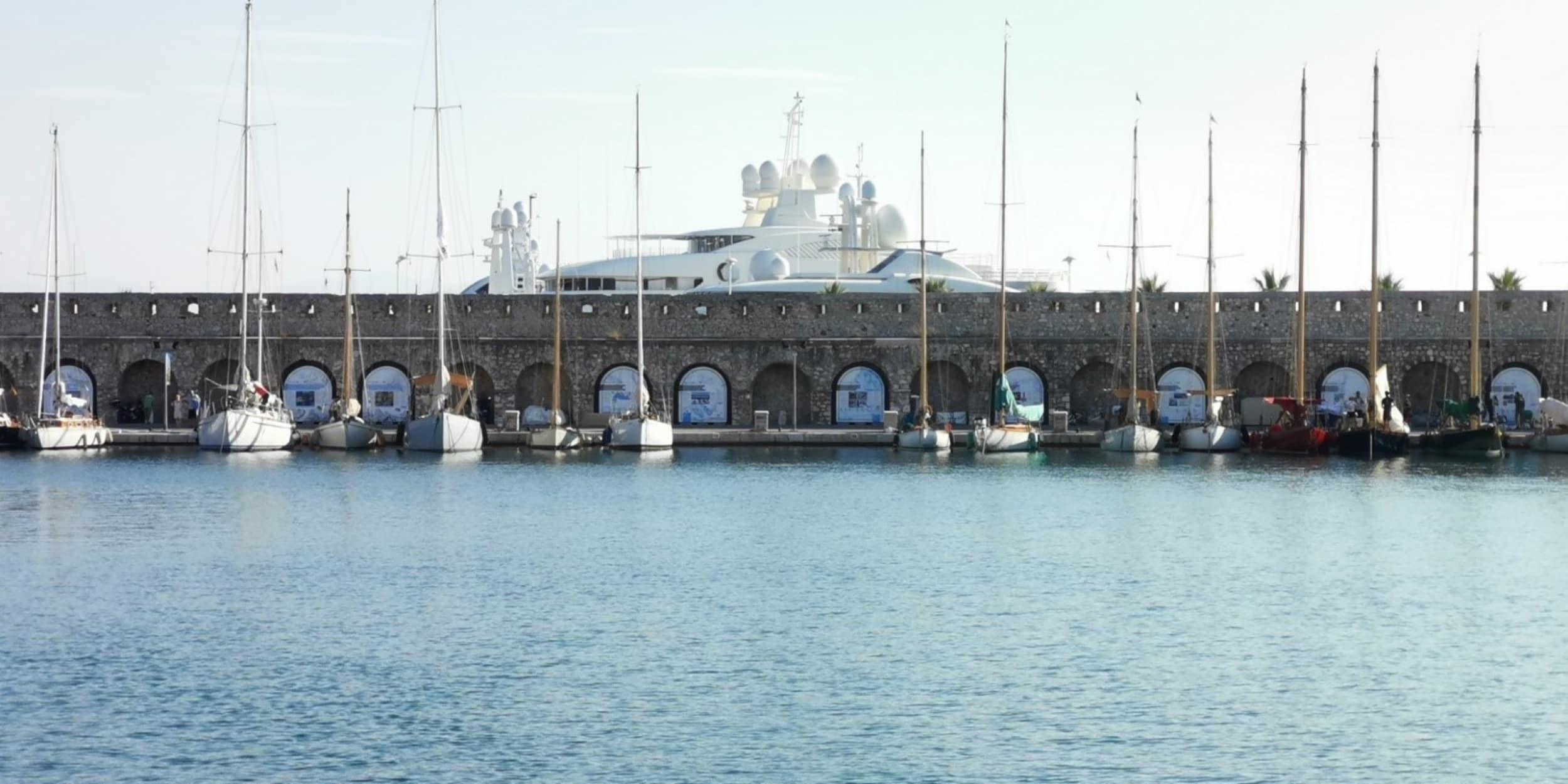 Port Vauban Walk