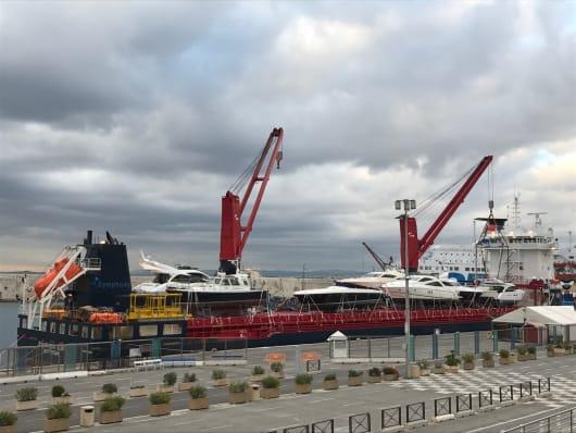 En France, l'essentiel de ces flux sont accueillis par les 7 ports de métropole que sont Dunkerque, Le Havre, Rouen, Nantes Saint-Nazaire, La Rochelle, Bordeaux et Marseille et dans les 4 ports des Territoires D'Outre-Mer.