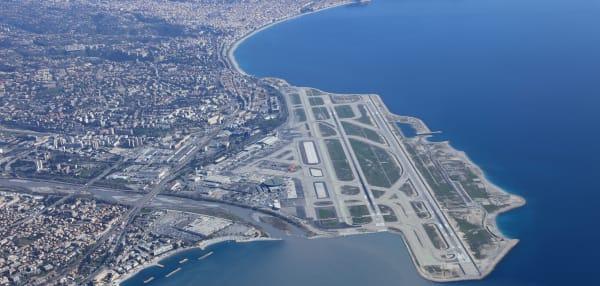 Banner - Aéroports de la Côte d'azur