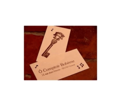 Logo - O Comptoir Boheme