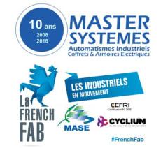 Logo - MASTER SYSTEMES