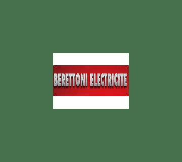 Logo - BERETTONI ELECTRICITE