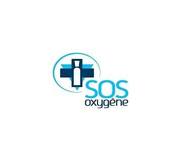Logo - SOS OXYGENE