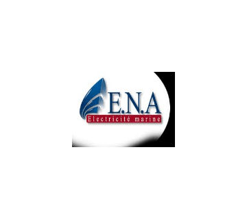 Logo - ENA ELECTRICITE MARINE