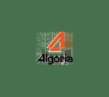 Logo - Algoria