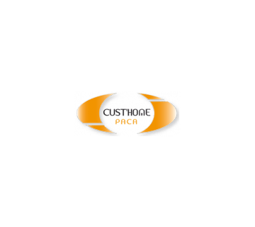 Logo - CUST'Home Paca