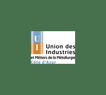 Logo - UIMM Côte d'AZur