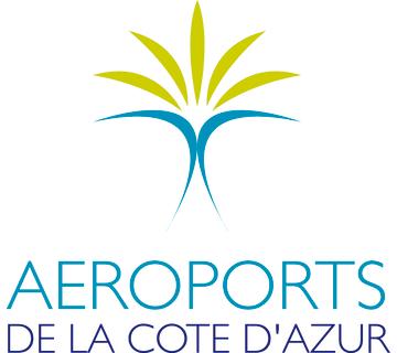 Logo - Aéroports de la Côte d'azur