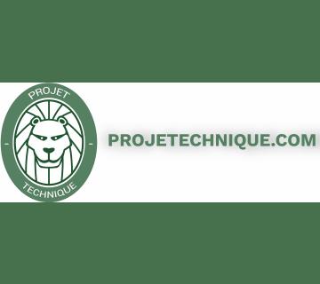 Logo - PROJETECHNIQUE