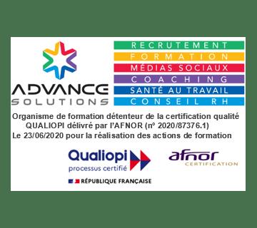 Logo - ADVANCE SOLUTIONS