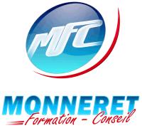 Logo - Monneret Formation Conseil