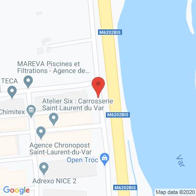 Map - Chimitex