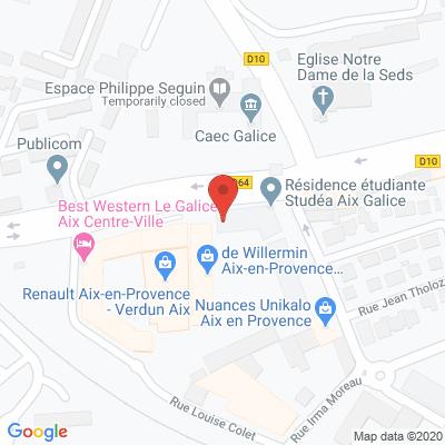 Map - APSIDE