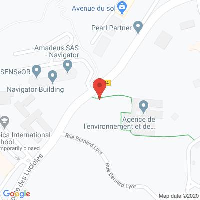 Map - AKKA Technologies