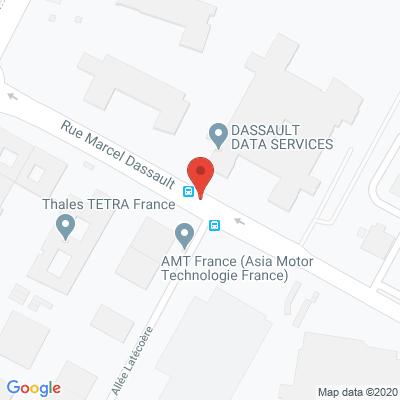 Map - Dassault Systemes