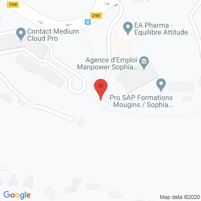 Map - Infotel