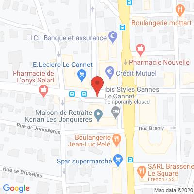Map - Gazelle Communication