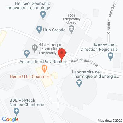 Map - PROSERVIA
