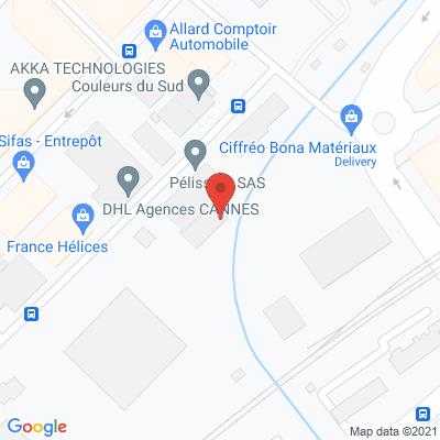Map - SODITECH