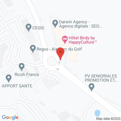 Map - PLDA