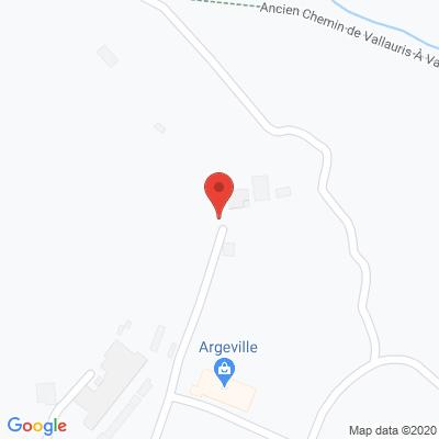 Map - ARGEVILLE