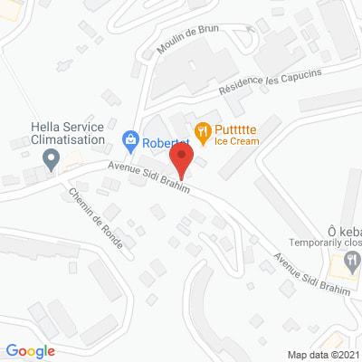 Map - Robertet