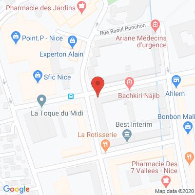 Map - INTERSKILL