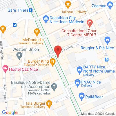 Map - CONVERS TELEMARKETING