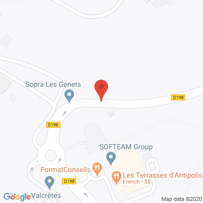 Map - AIR FRANCE Centre Informatique