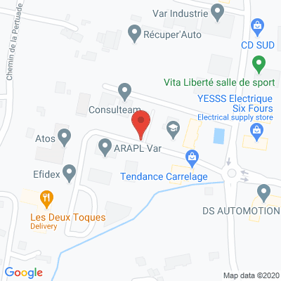 Map - PREDICT