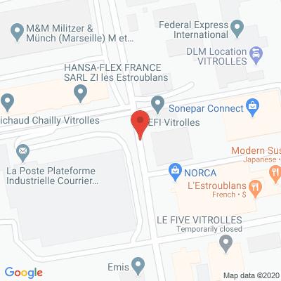 Map - ERT TECHNOLOGIES
