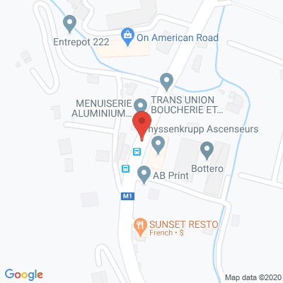 Map - ABA Production
